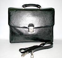 32108.001 Портфель деловой натуральная кожа