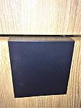 Меловой ценник 20х20 см П-образный на полку. Грифельная табличка на стеллаж. Для надписей мелом и маркером., фото 3