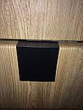 Меловой ценник 20х20 см П-образный на полку. Грифельная табличка на стеллаж. Для надписей мелом и маркером., фото 7