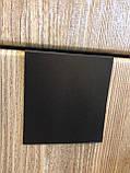 Меловой ценник 20х20 см П-образный на полку. Грифельная табличка на стеллаж. Для надписей мелом и маркером., фото 8