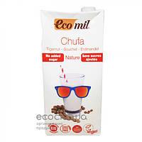 Растительное органическое молоко из тигрового ореха чуфи Eco mil 1000мл