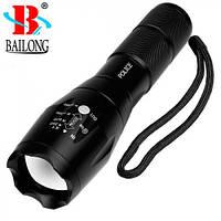 Светодиодный ручной фонарь X-Bailong BL-1831-XML-T6