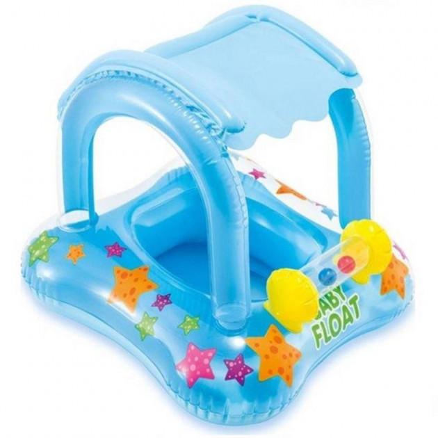 Надувные ходунки Baby Float Intex 56581