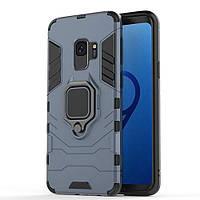 Чохол Ring Armor для Samsung Galaxy S9 SM-G960 Синій