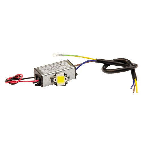 Светодиодный LED драйвер 10Вт 24-36V 300mA IP67 Compact для прожектора