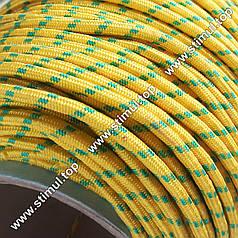 Шнур плетеный с наполнителем 8 мм – 100 м (моток полипропиленовый)