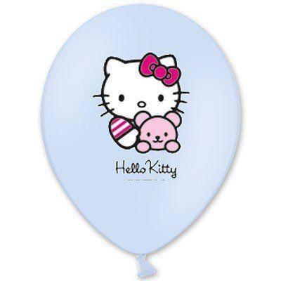 "Латексные шары круглые с рисунком 14"" 36см ""Hello Kitty"" ""BELBAL"" Belgium, фото 2"