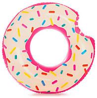 Надувной круг Пончик Intex 56265, фото 1