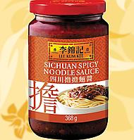 Соус для локшини, Сичуаньський, Гострий, Lee Kum Kee, 368г, Китай, Sa