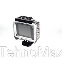 Экшн камера S2 Wi Fi waterprof 4K (7002) DVR SPORT, фото 2
