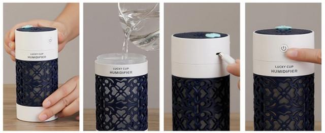 Увлажнитель воздуха ультразвуковой Lucky Cup