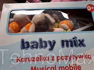 """Карусель """" baby mix"""""""