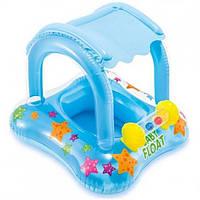 Надувные ходунки Baby Float Intex 56581, фото 1