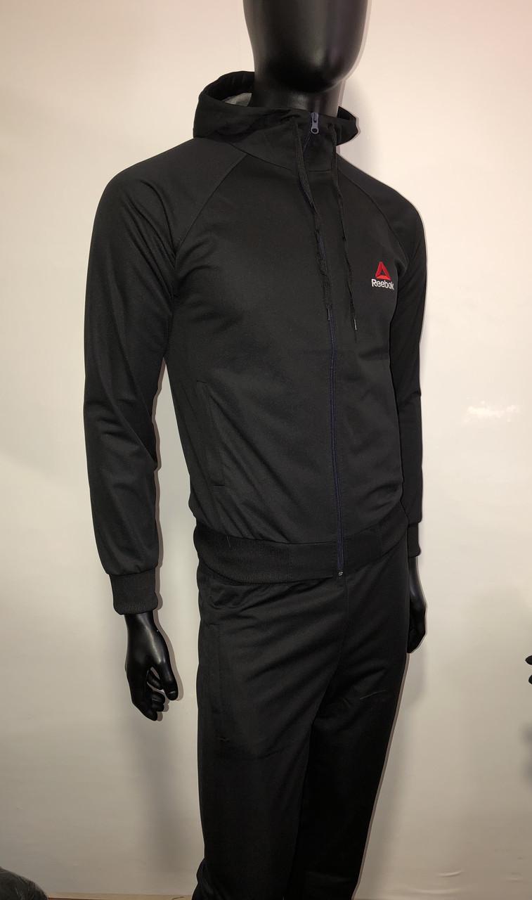 161208a2a5bf Распродажа!!! Мужские спортивные костюмы Рибок черный цвет купить , цена  550 грн., купить в Хмельницком — Prom.ua (ID#756212501)