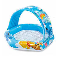 Детский надувной бассейн Intex 58415 Винни Пух, фото 1