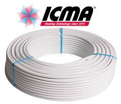 Металопластикова труба 20х2,0 ICMA P197 (Італія) д/води та опалення