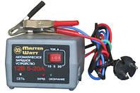 Автоматическое зарядное устройство Master Watt для автомобильных аккумуляторов 20А 12В
