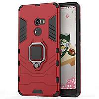 Чехол Ring Armor для Xiaomi Mi Mix 2 Красный