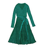 Платье изумрудное, фото 3