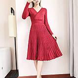 Платье изумрудное, фото 4