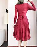 Платье изумрудное, фото 5