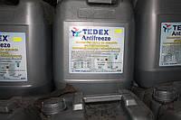 Антифриз концентрат Тedex -80.(20л синій,червоний)