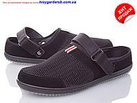Мужские  текстильные сандалии р41-45(код 8962-00), фото 1