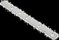 Фасадный крепеж, пластина Змейка для террасной доски 180 без ограничителя, фото 1