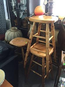 Барные стулья из бука