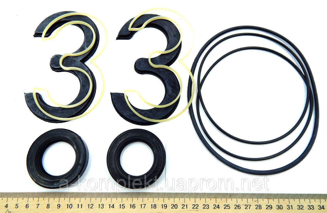 Ремкомплект насоса шестеренного НШ-100В с пластм. обоймой (арт.113)