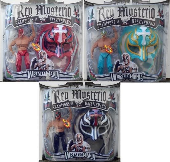 Набор рестлинг WWE 396С 2в1 маска рестлера
