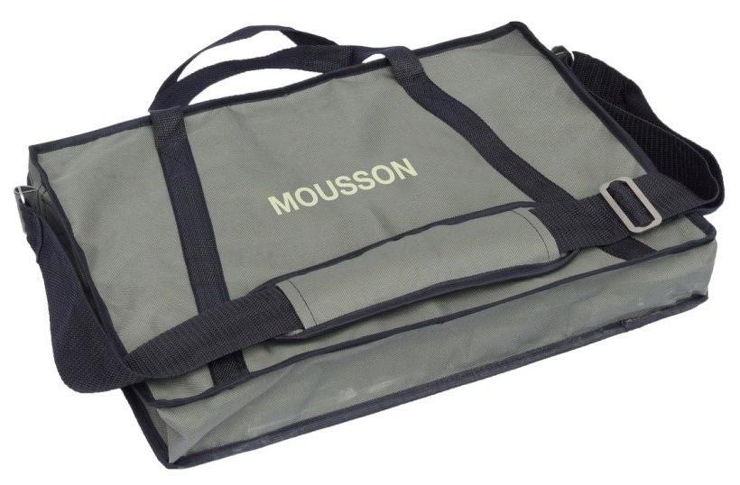 Сумка для мангала MOUSSON B6 6734, серая