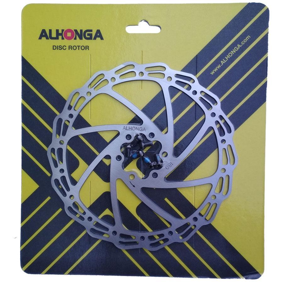 Ротор тормозной Alhonga 160 mm.