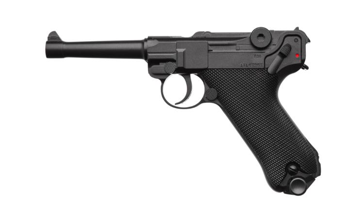 Пневматический пистолет Umarex Legends P.08, фото 2