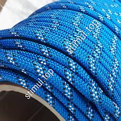 Шнур плетеный с наполнителем 10 мм – 100 м (моток полипропиленовый)