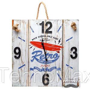 Часы настенные для дома Retro