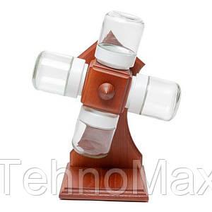 Мельница для специй BST 040237 31*25*15 см. коричневый