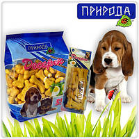 """""""Яичный"""" - десерт для собак всех пород в виде печенья."""