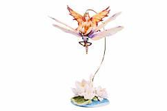 Статуэтка Veronese Крошка-фея на стрекозе (72458)