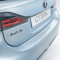 Lexus CT200h Пленка на задний бампер PZ438-Z0180-00 ОРИГИНАЛ