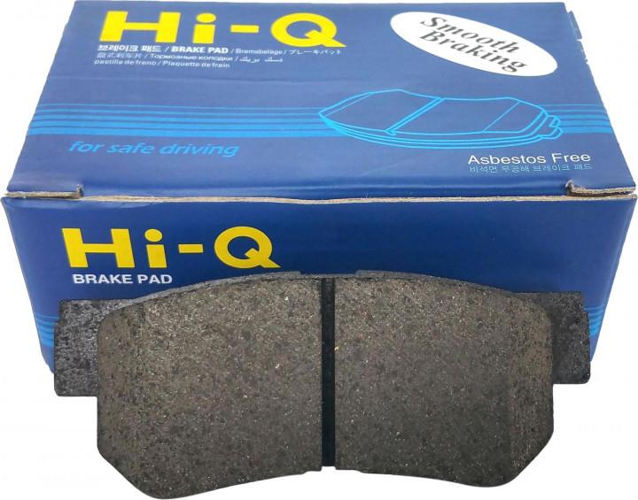 Колодки тормозные задние Sangsin Brake HI-Q Brake Pad Hyundai Elantra (06->10), Tucson (04->09), Matrix (00->)
