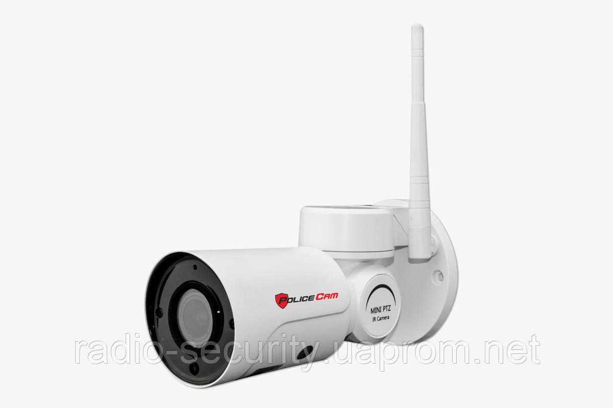 Wi-Fi уличная роботизированная видеокамера PoliceCam PC-450