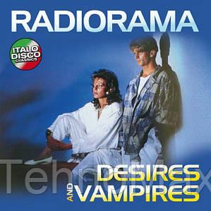 Пластинка RadioRama Desires and Vampires LP
