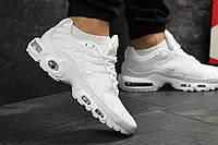 Мужские кроссовки в стиле Nike Air Max 95 TN Plus White, белые 41 (26,2 см)
