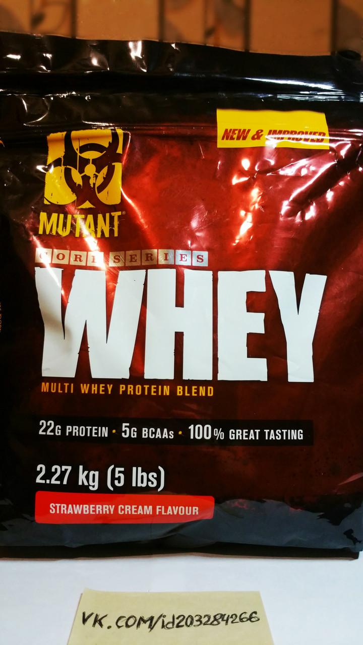 Протеин, PVL Mutant Whey 2,27кг