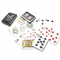 Карты игральные покерные пластиковые Duke Full Tilt 54 листа 87x62 мм (DN25781)