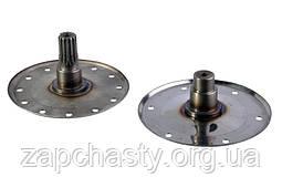 Фланец (опора барабана) для стиральной машины Electrolux, Zanussi 01.0104 шлиц (комплект)