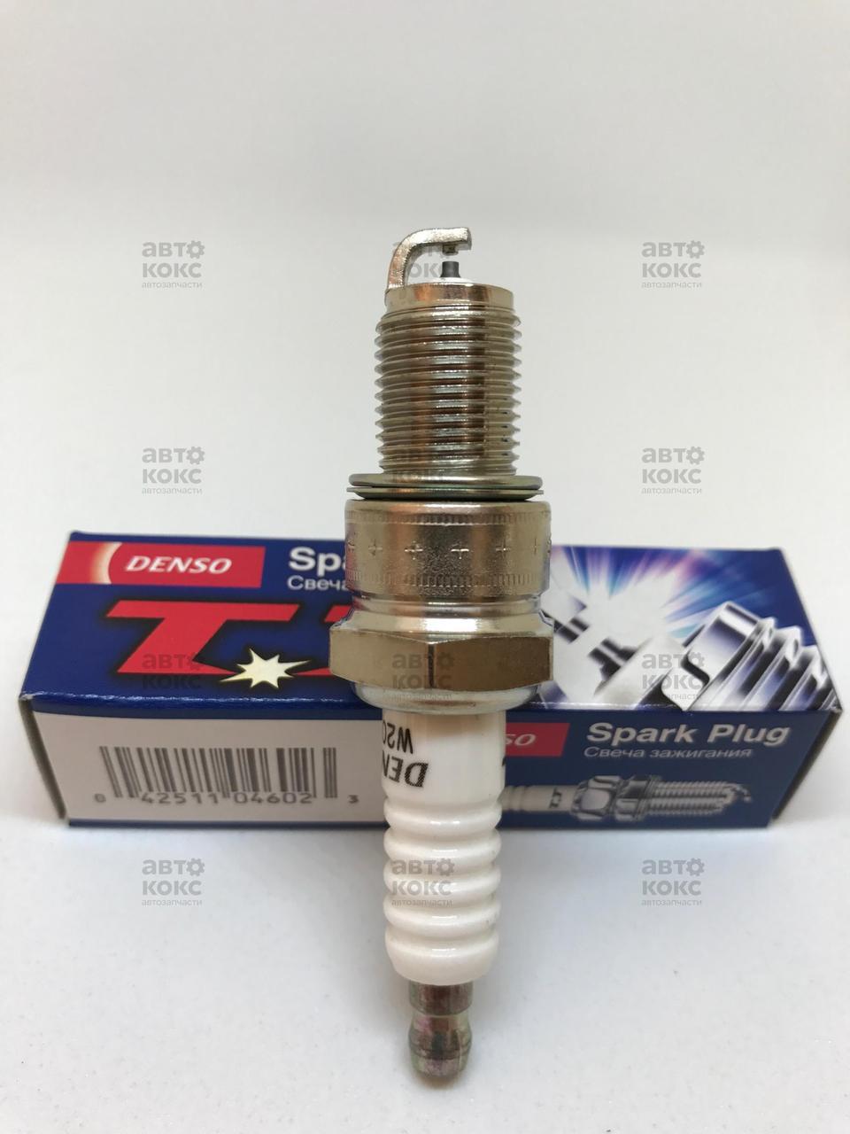 Свечи зажигания Denso W20 TT