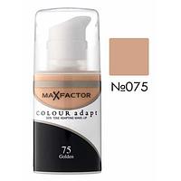Тональная основа MAX FACTOR Colour Adapt №75 песочный 34ml ОРИГИНАЛ