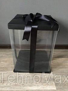 Коробка 60 см квадратная 830103